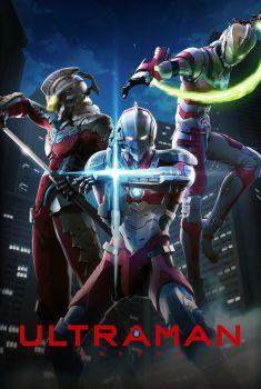 Ultraman 1ª Temporada Torrent – WEB-DL 720p/1080p Dual Áudio