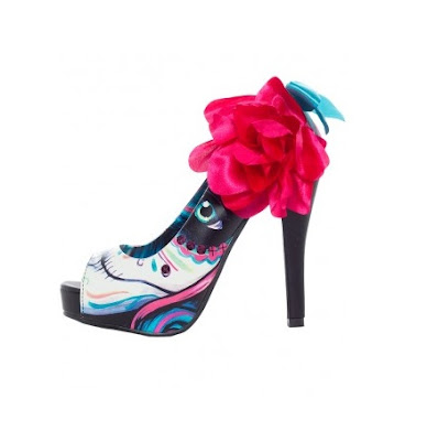 Iron Fist Shipwrecker Peeptoe Heels