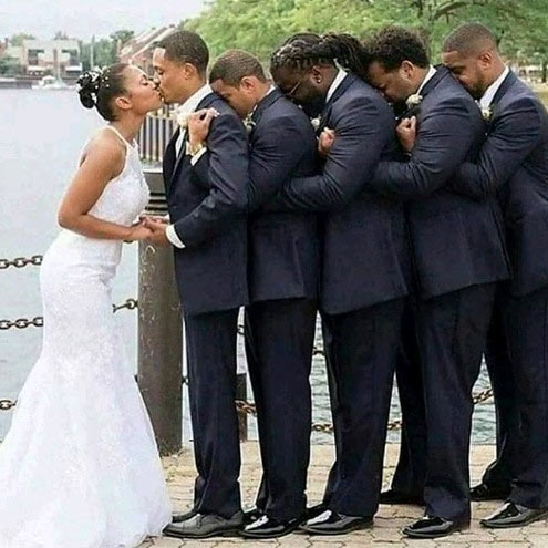 Shuu? How do we explain this wedding picture?