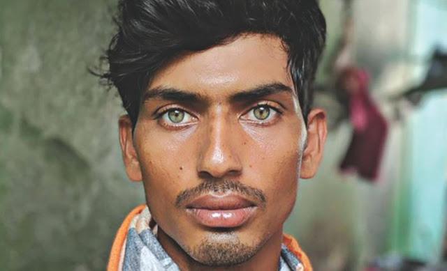 Bangladeshi man's stare goes viral