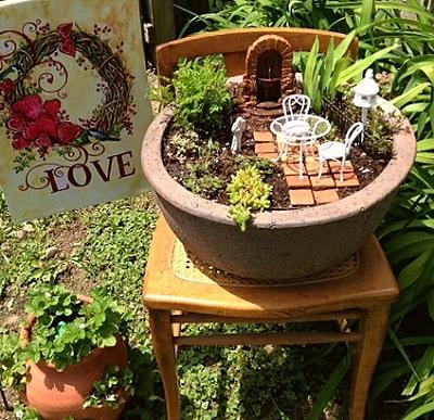 Desain taman miniatur rumah lahan kecil | Rumah Interior ...