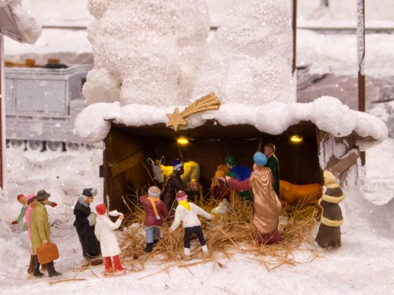 Christmas Crib for Xmas Celebration | Kids Online World Blog