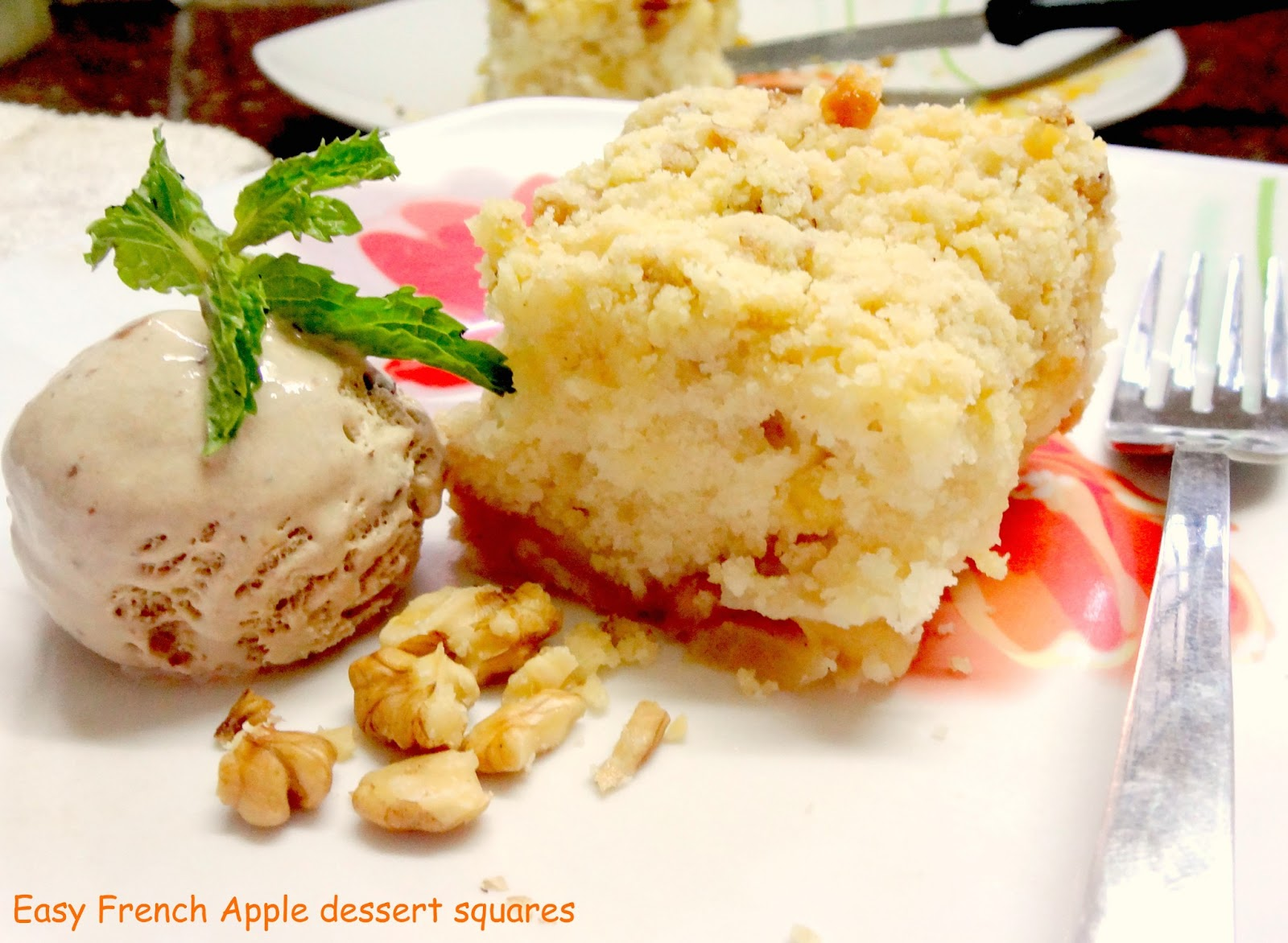 Your Everyday Cook Easy French Apple Dessert Square