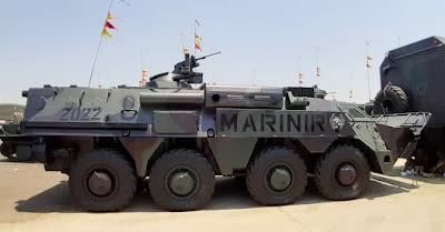 BTR-4M Marinir TNI AL