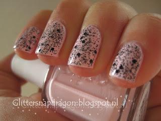 Essie Fiji LA Girl Glitter Addict Uninhibited