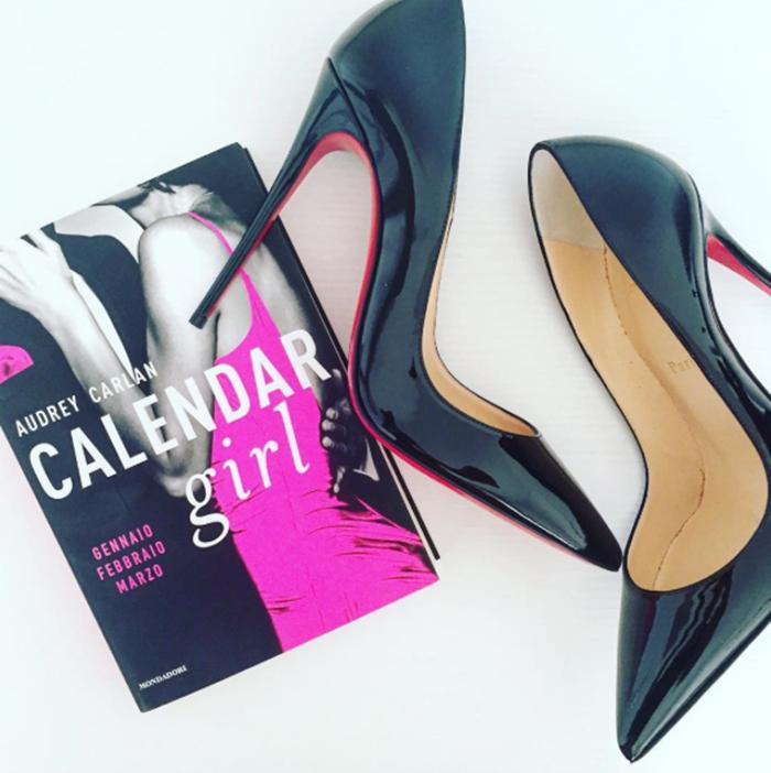 calendar girl mondadori