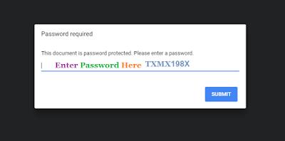 Eaadhaar card pdf Password