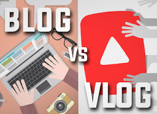 Bloggers Vs Vloggers