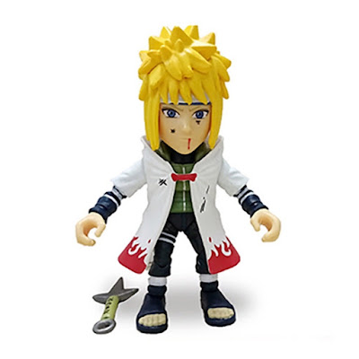San Diego Comic-Con 2020 Exclusive Naruto Action Vinyls Figures by The Loyal Subject