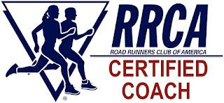 RRCA Certified Coach logo logo