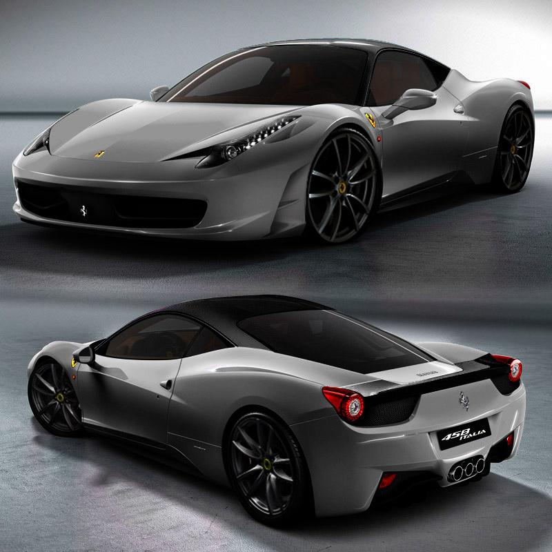 top fastest cars ferrari 458 italia. Black Bedroom Furniture Sets. Home Design Ideas