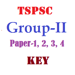 TSPSC Group-II Answer Key