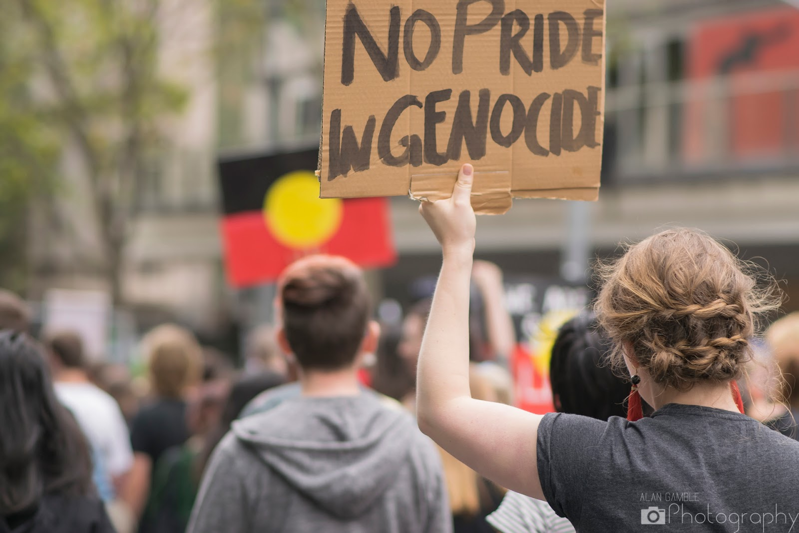 Australia Day Protests - 2017