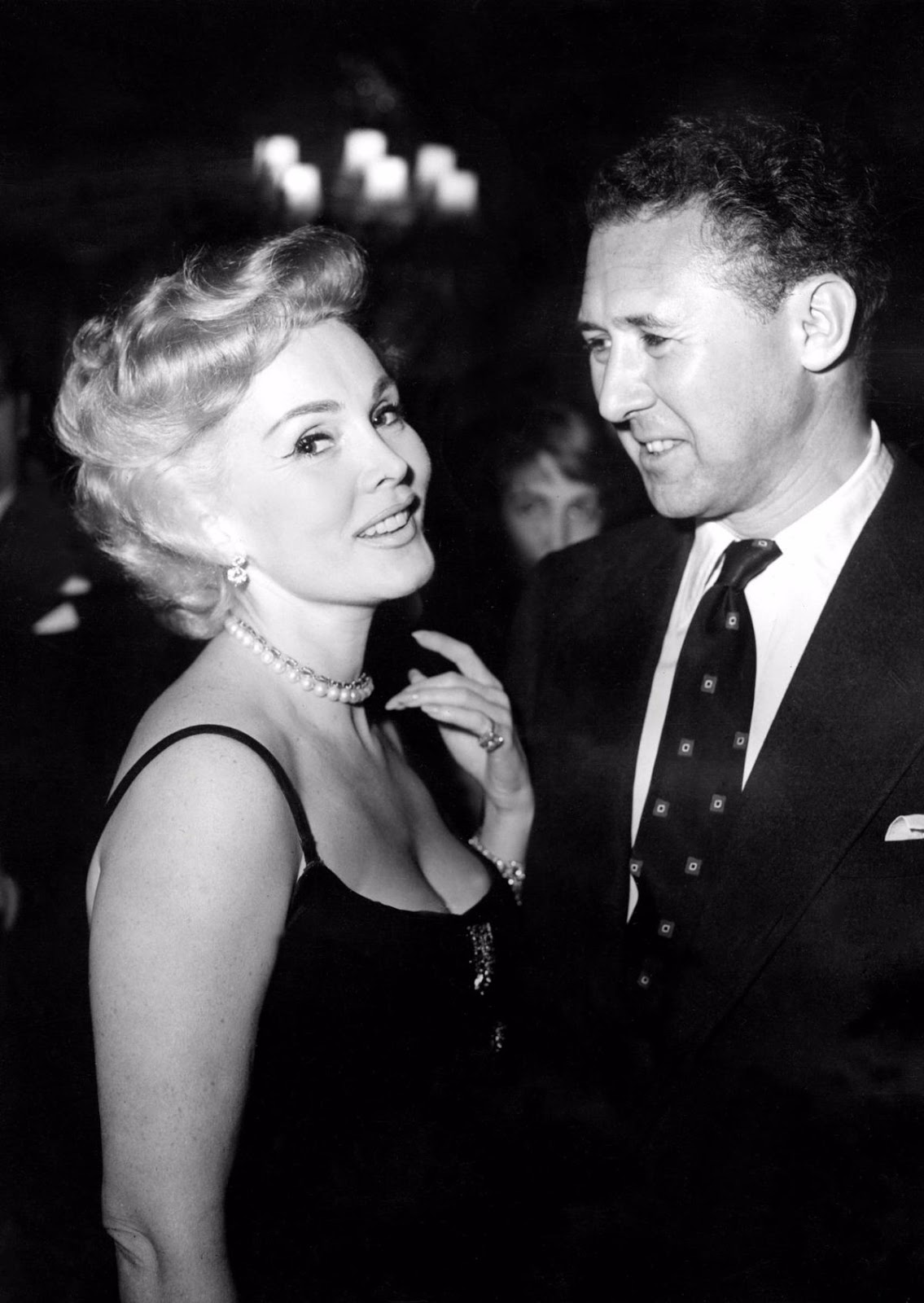 Goodbye Zsa Zsa Gabor Here Are 30 Beautiful Black And
