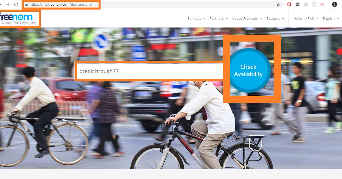 Setting up Free Custom Domain on Microsoft Azure Web App Service