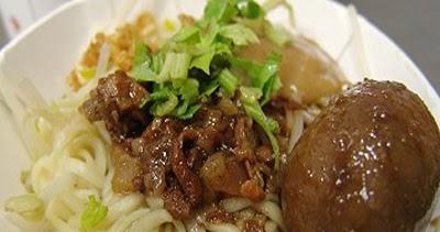 臺灣美食: 來清水吃米糕 更有在地風情古早味