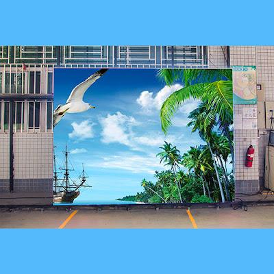 cung cấp lắp đăt màn hình led tại hải dương