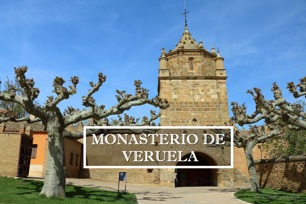 Monasterio de Veruela, primer monasterio del Císter de Aragón
