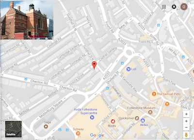 https://www.google.co.uk/maps/place/Guildhall+St+N,+Folkestone+CT20+1EF/@51.0812238,1.1763319,17z/data=!3m1!4b1!4m5!3m4!1s0x47debed05bd52253:0x138806e5e03d2adc!8m2!3d51.0812588!4d1.178382?dcr=0