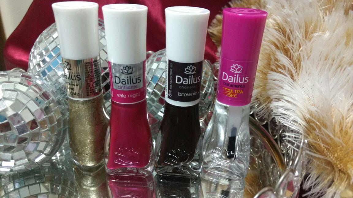 2c9018e9bf0 Dailus Color lança linha de esmaltes.