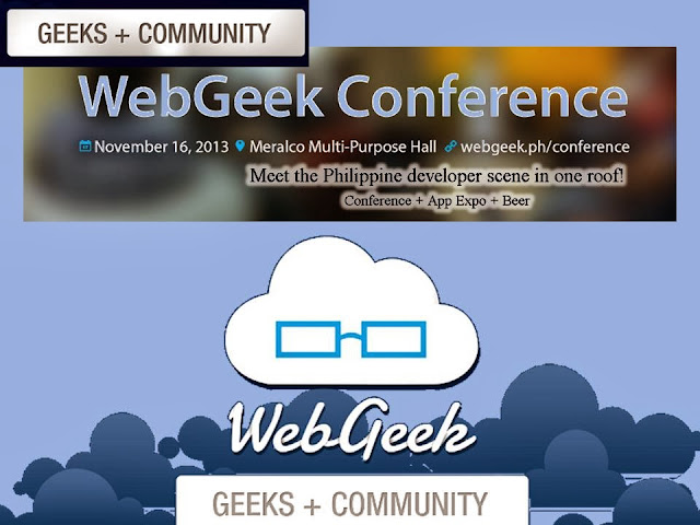 WebGeek Conference 2013
