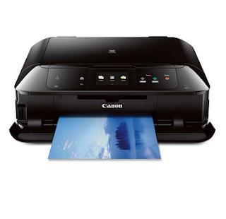 Canon PIXMA MG7520 Printer Driver Download and Setup