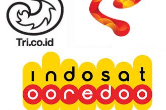 Cara Registrasi dan Registrasi Ulang Kartu Indosat, Smartfren, dan Tri