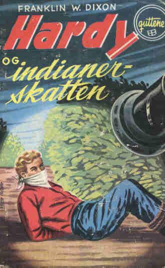 Hardyguttene og indianerskatten