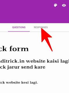 Google form kya hai or website ke liye form kaise banaye 16
