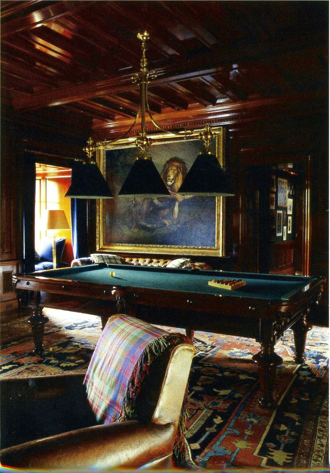 At Home With Ralph Lauren, New York