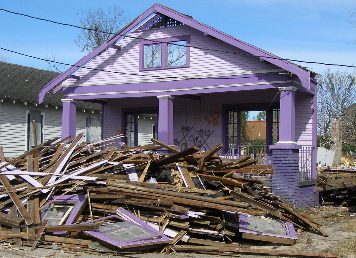 Preservation of community assets will your state be ready for Katrina homes