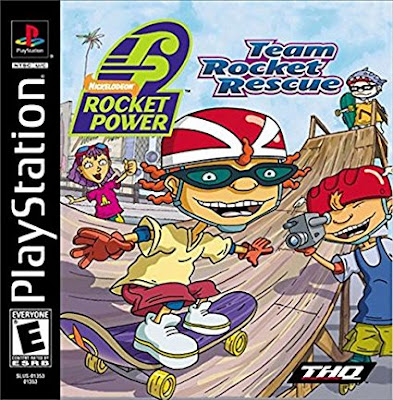 descargar rocket power psx por mega
