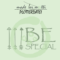 "Plotterdatei ""Pfeile Be Special"""