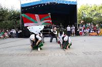 Alarde de danzas de Erreka-Ortu