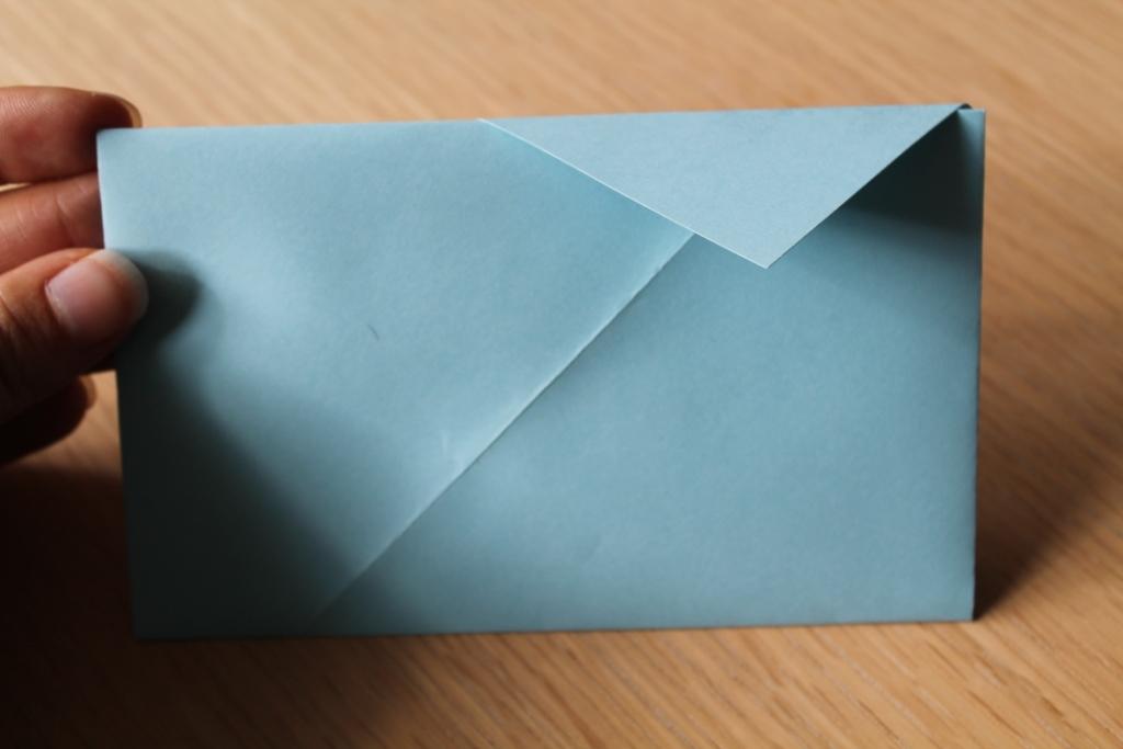 foldning af papir