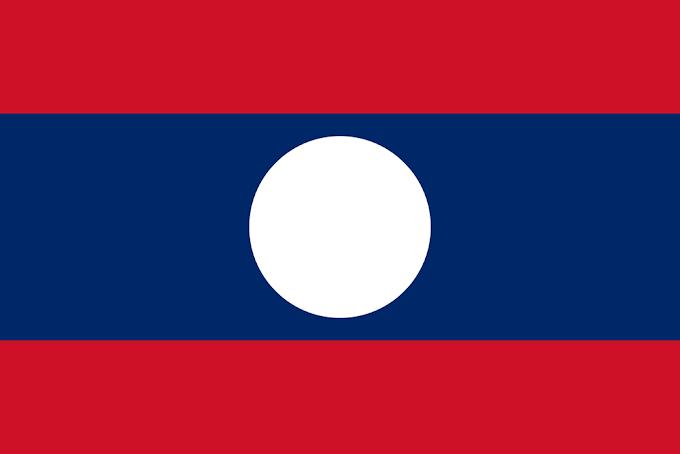 Flag of Laos | Laos Flag | Laos National Flag