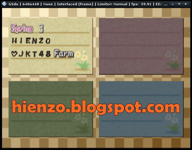 download harvest moon save the homeland iso android