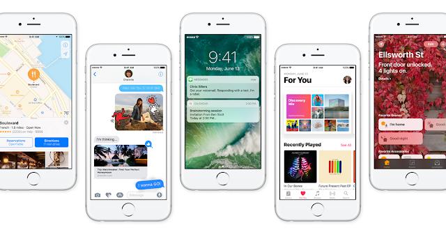 iOS 10 está chegando... MichellHilton.com