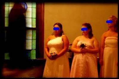 Pokušali snimiti normalnu sliku, ali umjesto toga snimili nešto jezivo.