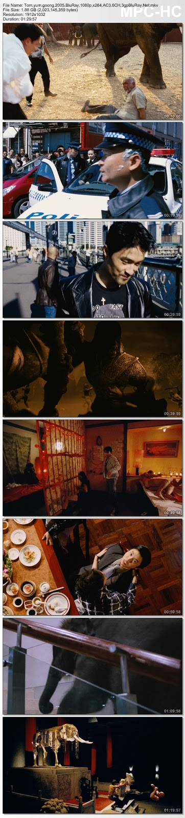 Screenshots Download Tom Yum Goong (2005) BluRay