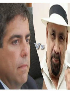 Roberto Arango vs Andres Jimenez