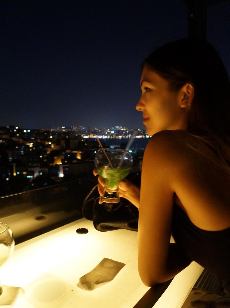 Euriental | the view at Leb-i Derya in Istanbul, Turkey