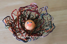 Yarn Bird Nest