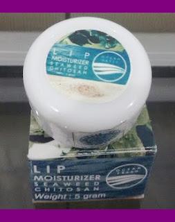 Lip Moisturizer Seaweed Chitosan - Krim bibir