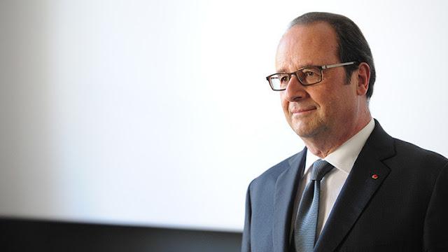 """Hollande afirma que """"Rusia no es ni enemigo ni amenaza"""""""