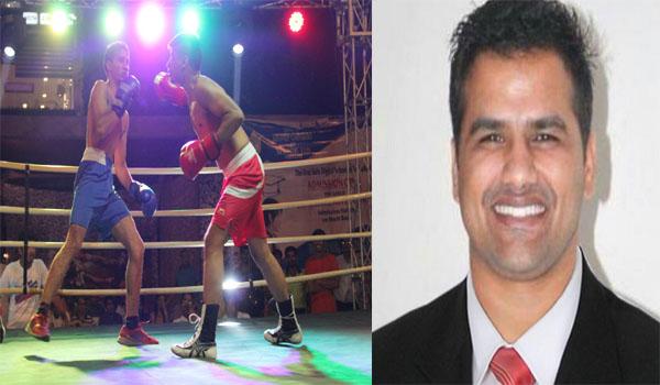 बॉक्सिंग प्रतिभा खंगालने को सबजूनियर-जूनियर ओपन नेशनल लीग फरीदाबाद में --राजीव गोदारा