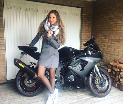 Mara Is An Enthusiastic Biker She Was Born In Jan Spain Studied Business And A MSc Marketing Management Her Free Time Loves To Go Shopping