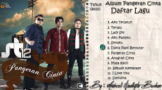 Kumpulan Lagu Mp3 Terbaik ST12 Full Album Pangeran Cinta (2010) Lengkap