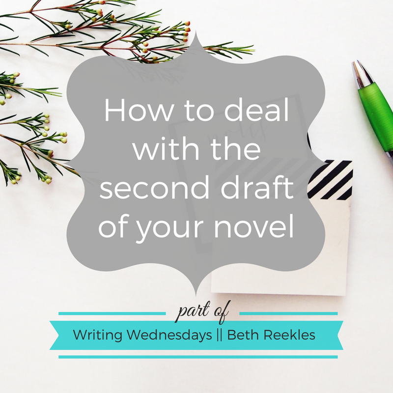 Editing can be a bitch. In this post, I share some advice on how to deal with the second draft of your novel.