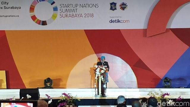 Smart City Surabaya Tak Sekadar e-Government